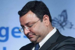 New Delhi:  **FILE** File photo of Cyrus Mistry whom Tata Sons on Monday removed as its Chairman, nearly four years after he took over the reins of the group. PTI Photo (STORY DEL66) (PTI10_24_2016_000175A)