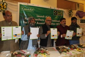 Representatives from different political parties at the Wihistleblower Trust event. Credit: Shwetank Mishra