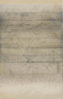 Vasudeo Gaitonde's Untitled