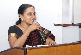 Tamil Nadu's new chief secretary Girija Vaidyanathan. Credit: Twitter