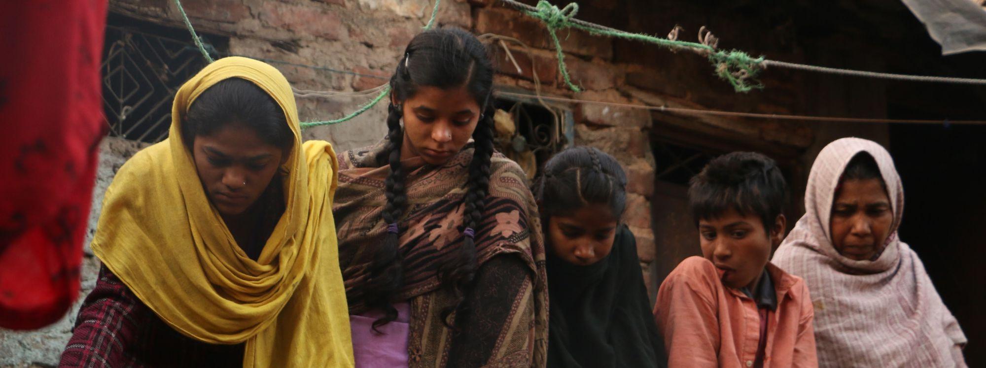 Fear, Uncertainty Loom Large As Delhi's Kathputli Colony Resists Renewed Resettlement