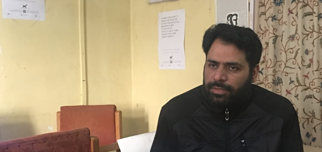Khurram Parvez: 'The Indian Government is Depriving the Kashmiris of Peaceful Means of Protest'