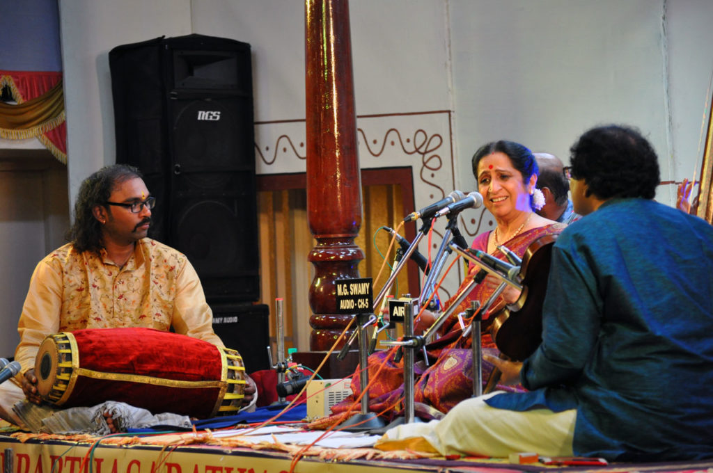 Madras Music Season, a Festival of Elite Castes Where Non-Brahmins Are Nearly Invisible