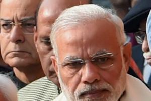Prime Minister Narendra Modi. Credit: PTI