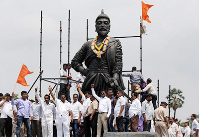 Fishermen Opposing Site of Shivaji Statue Arrested Ahead of Modi Visit