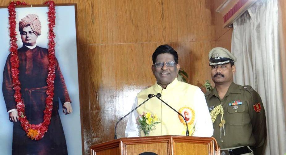 Meghalaya Governor V. Shanmuganathan Accused of Molestation