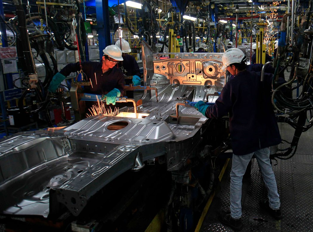 Indian Manufacturing Isn't Creating Enough Jobs