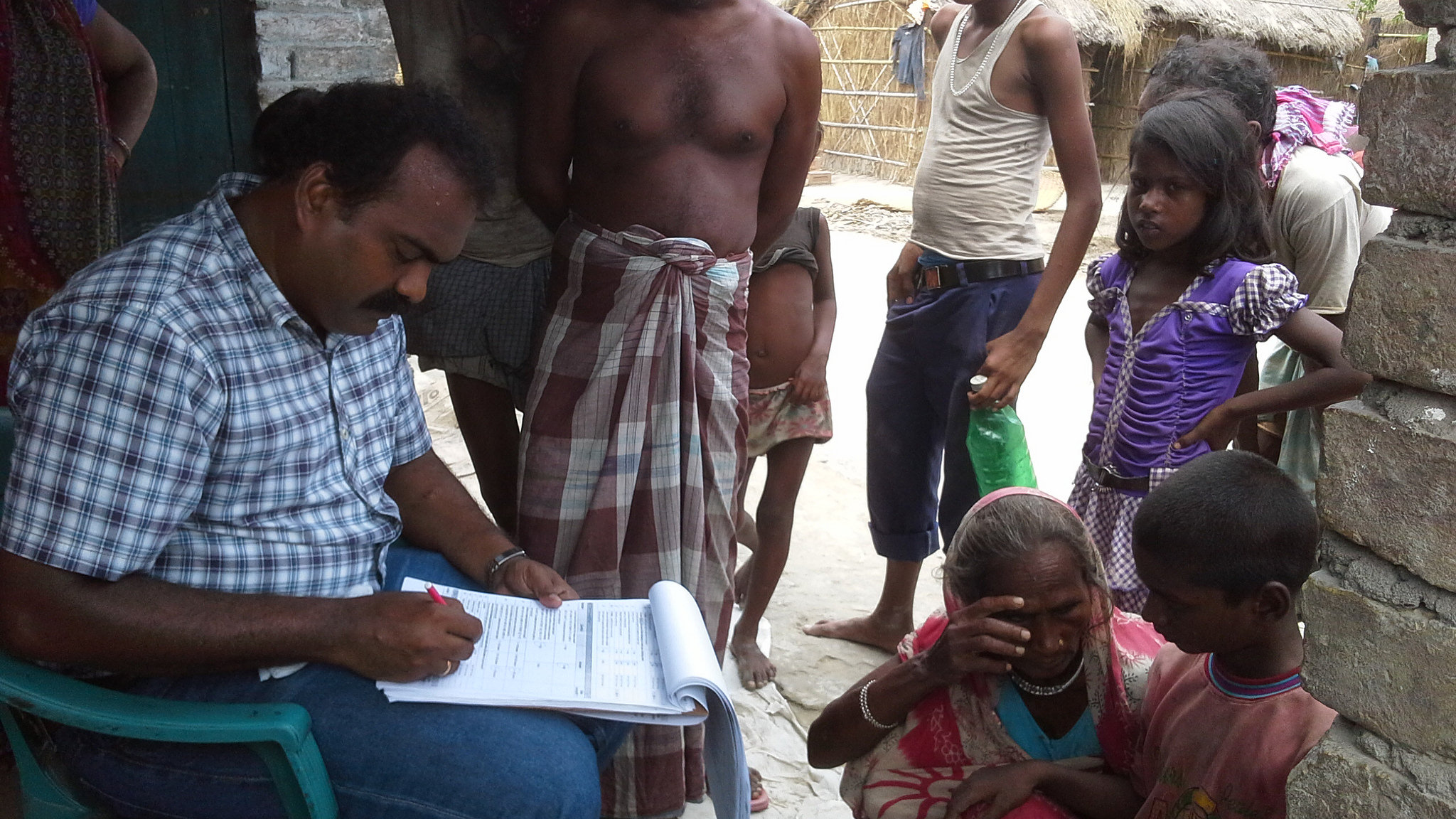Although India depends on data from sample surveys for tracking health parameters, there is a need to improve civil registration and vital statistics systems. Credit: cdcglobal/Flickr, CC BY 2.0