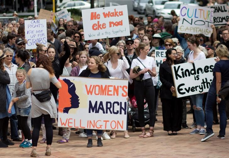 Thousands Protest Trump as 'Sister Marches' Begin in Australia, Asia