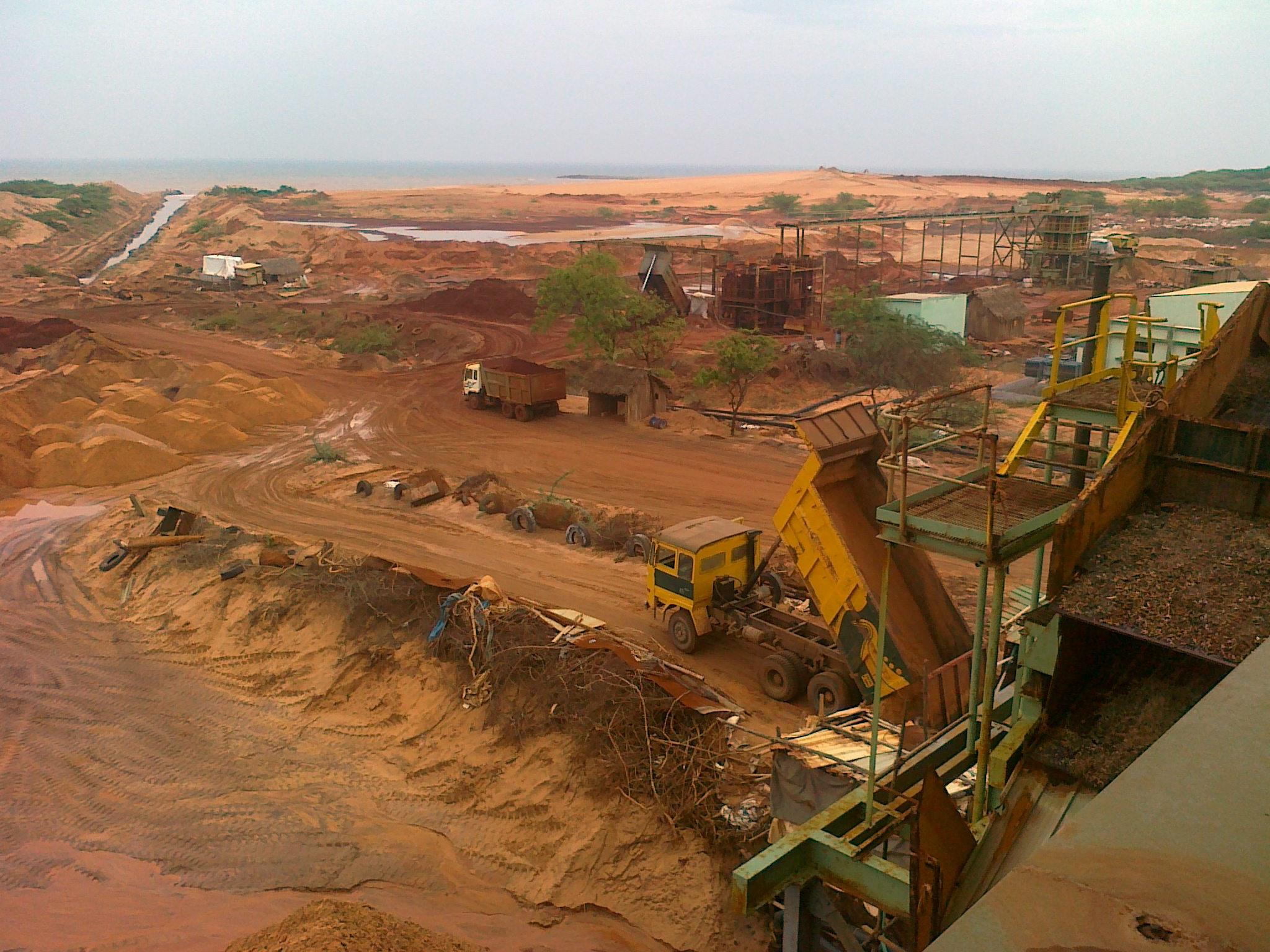 The Countdown Begins For Tamil Nadu's Beach Sand Mining Cartel
