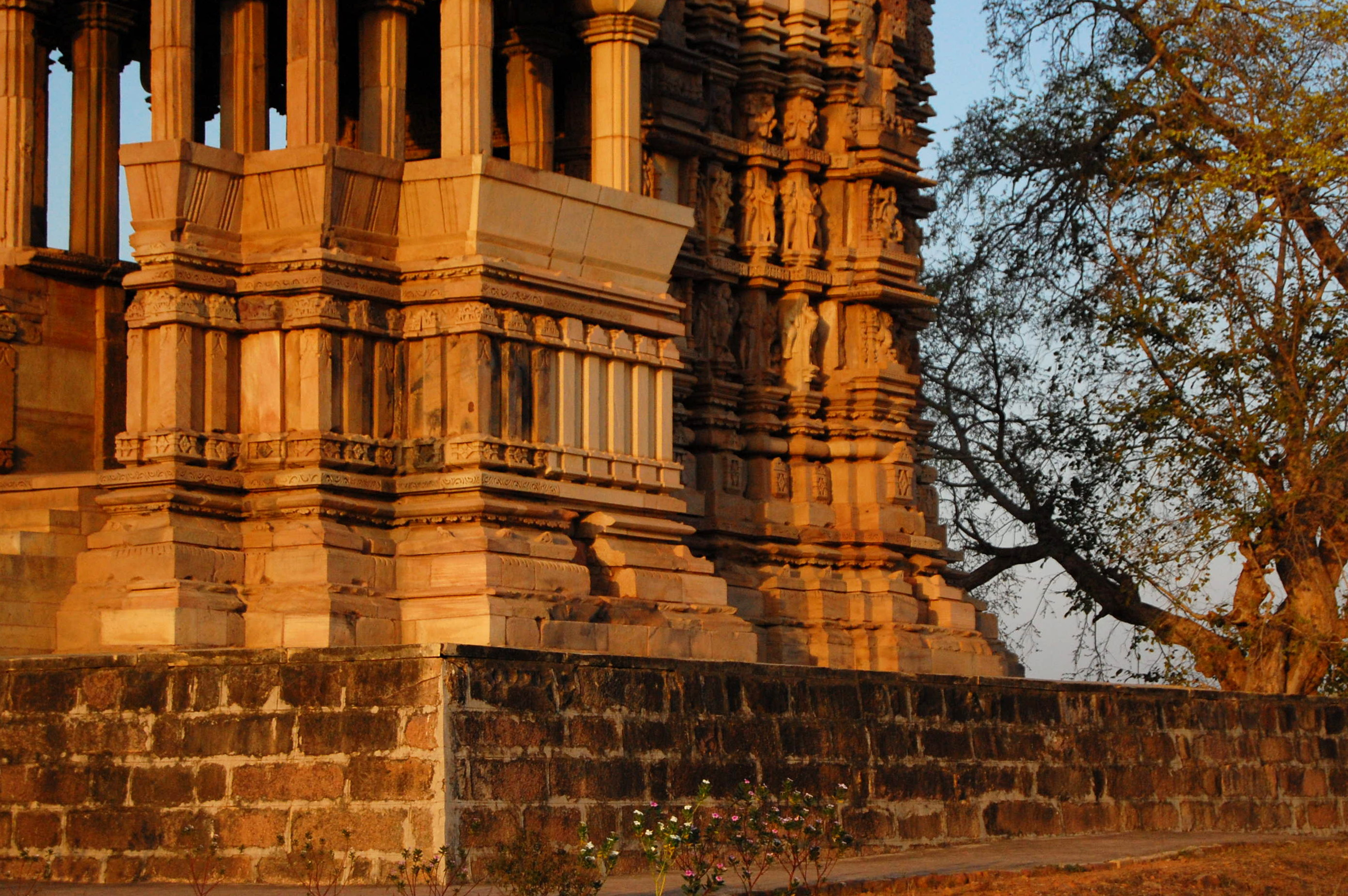 The Chaturbhuja temple, Madhya Pradesh. Credit: ptwo/Flickr, CC BY 2.0