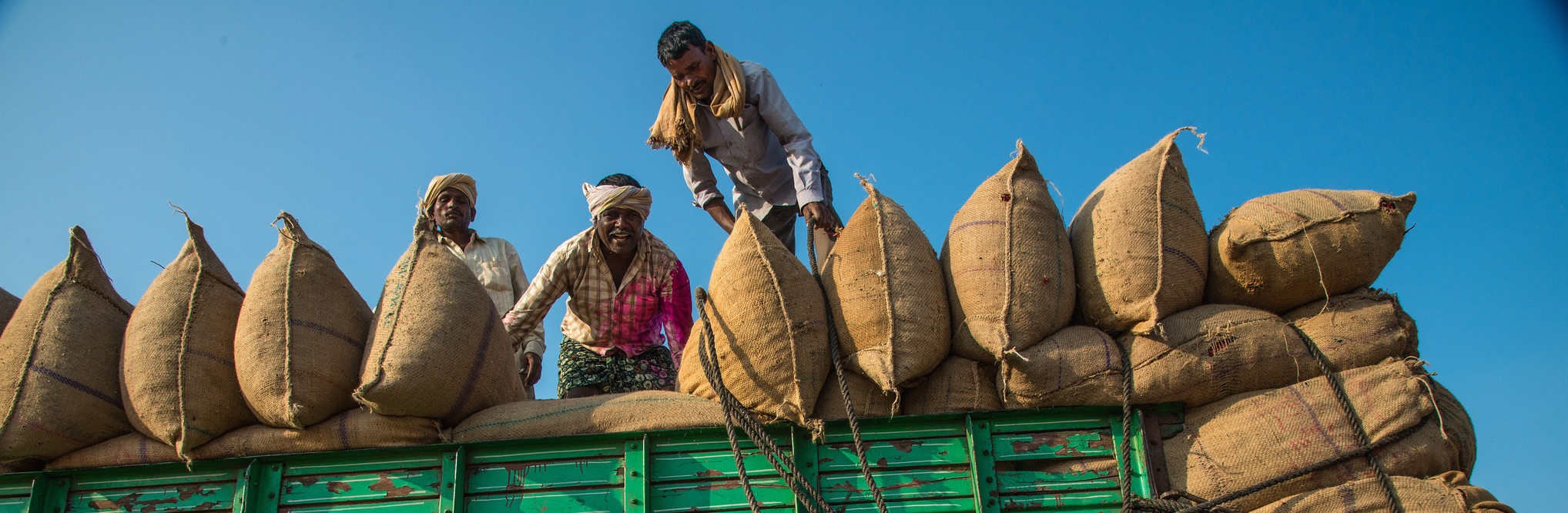 Farmers were unable to sell there produce for a good price because of the lack of cash after demonetisation. Representative image credit: Asian Development Bank/Flickr CC BY-NC-ND 2.0
