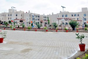 Central University of Rajasthan campus.