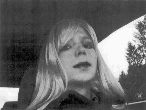 Chelsea Manning. Credit: US Army via AP/Files