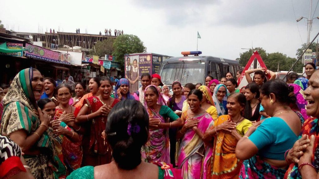 A Year of Dynamic Dissent For Dalit Women