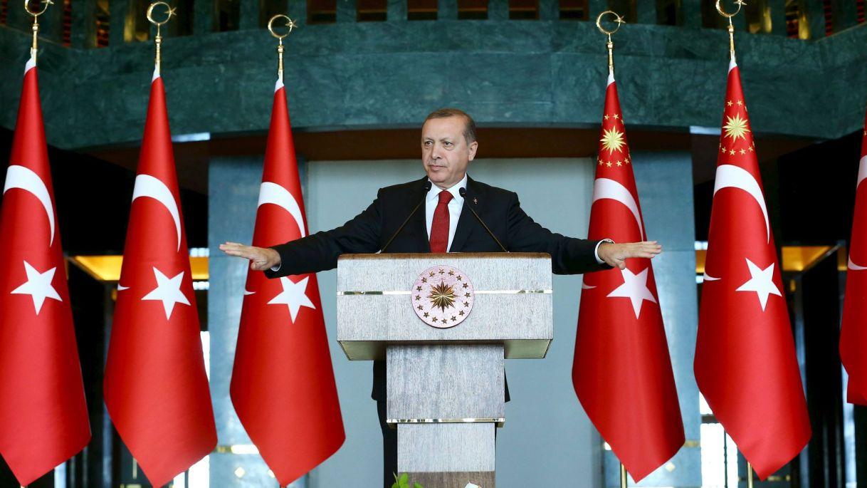 Turkish President Recep Tayyip Erdogan. Credit: Reuters/Files
