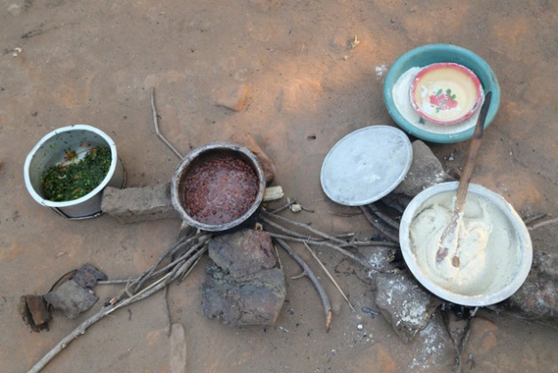 Cost of a plate of beans in Switzerland: 0.4 per cent of daily income. Cost of same meal in Malawi: 41 per cent of daily income, according to new World Food Programme (WFP) data. Credit: WFP
