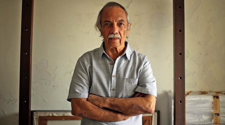 Footboard Rider: Of Life and Death in Gieve Patel's Art