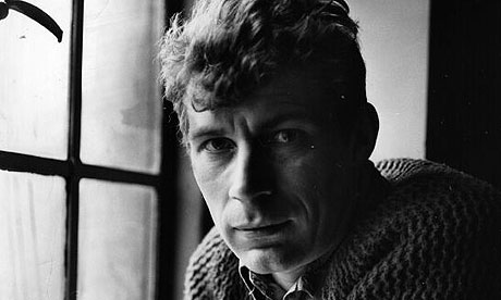 A young John Berger. Courtesy: That's How The Light Gets In blog