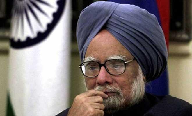 Manmohan Singh. Credit: PTI