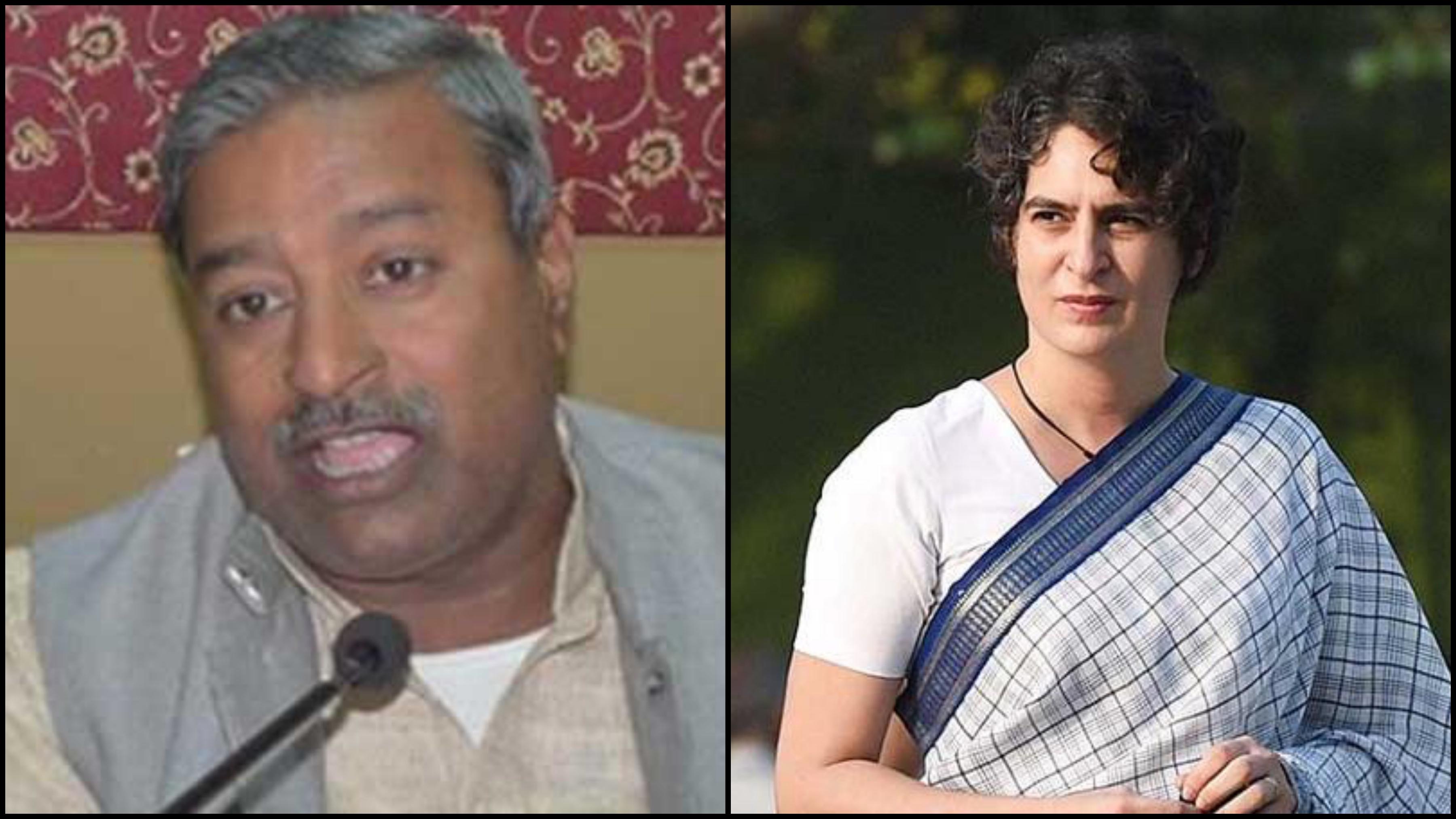 BJP Has Prettier Women Than Priyanka Gandhi, Says MP Vinay Katiyar