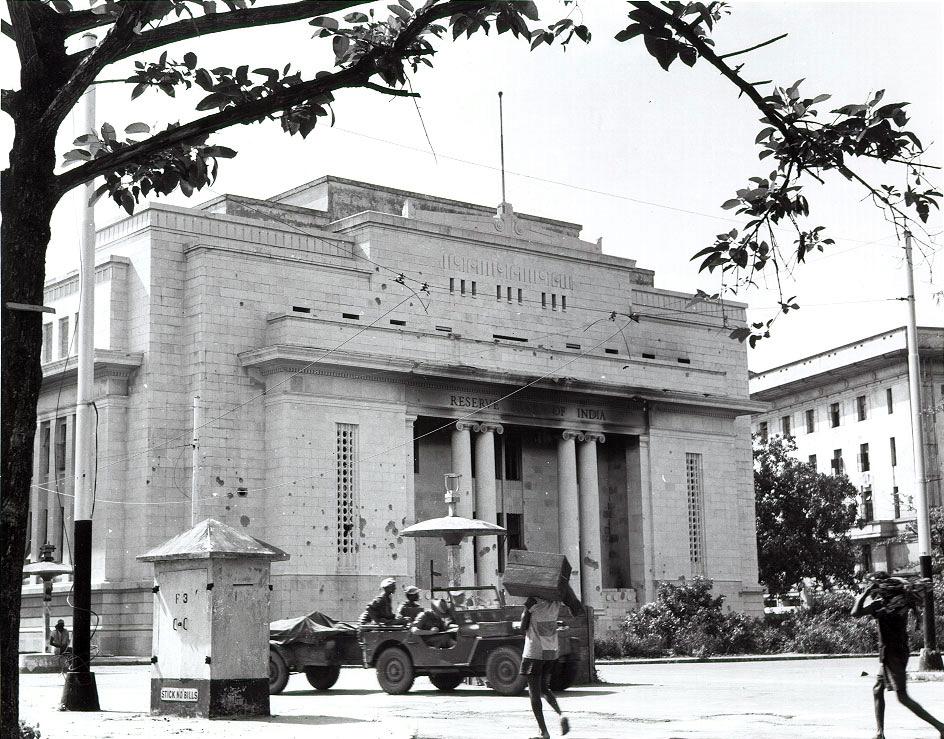 A colonial-era RBI office in Yangon. Credit: Glenn S. Hensley/Wikimedia Commons