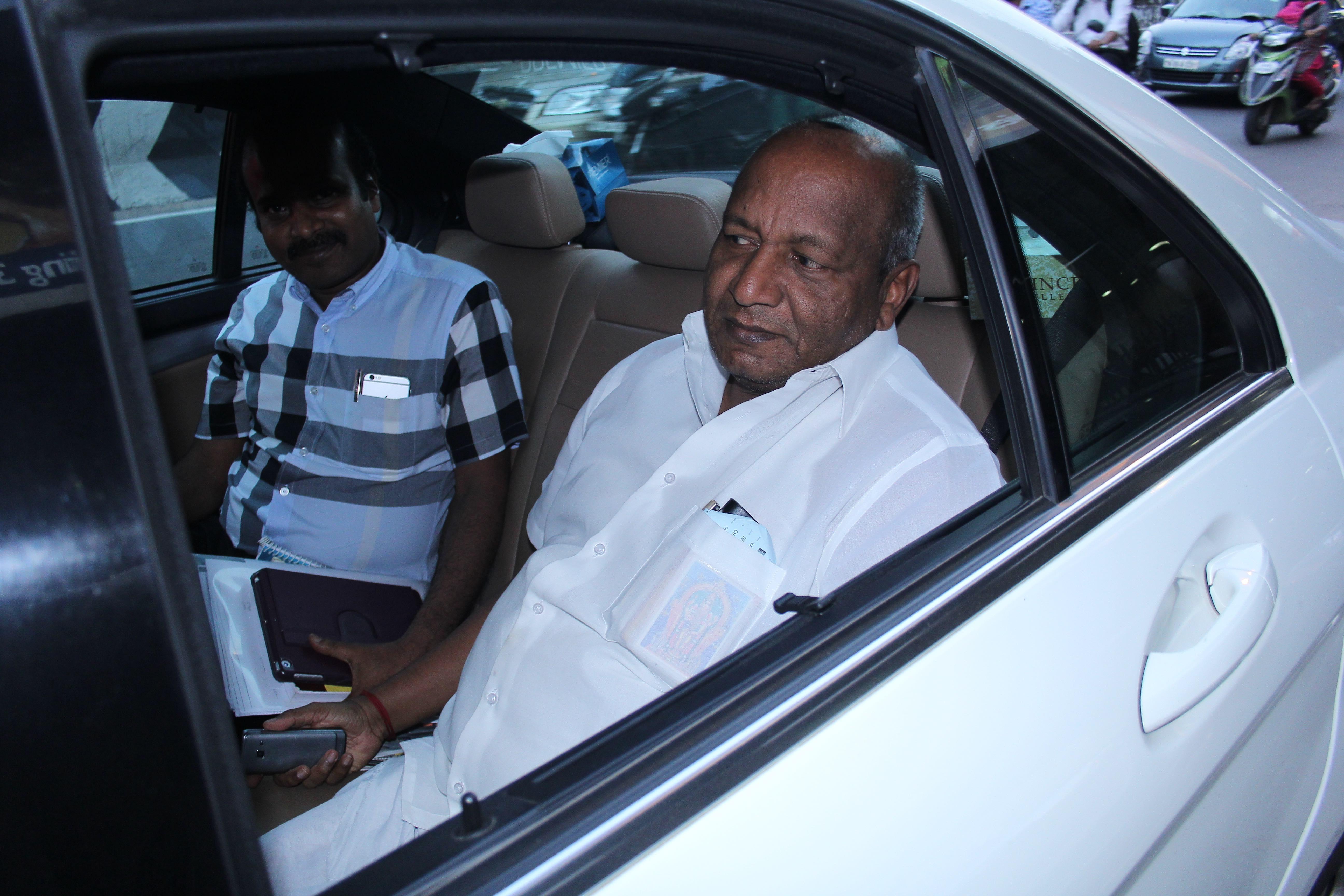 S. Vaikundarajan. Credit: Sandhya Ravishankar
