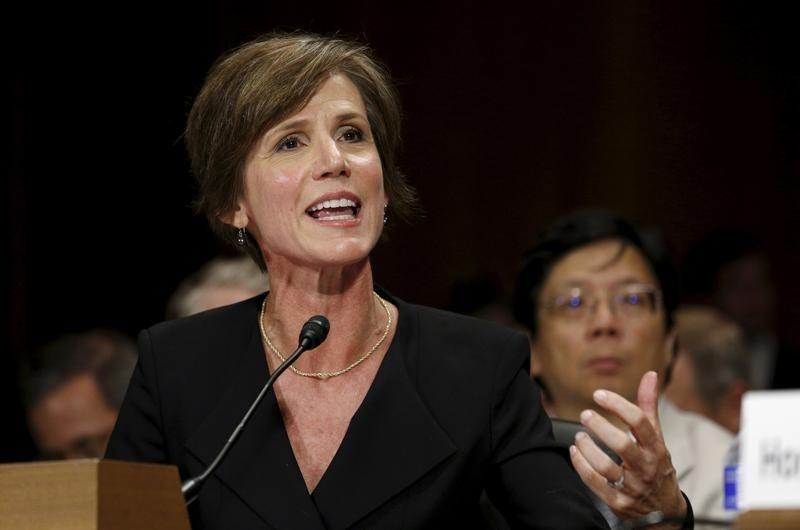 At 2015 Confirmation Hearing, Jeff Sessions Encouraged Sally Yates to Stand Up to the President