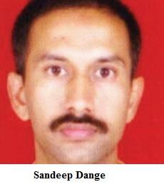 Sandeep Dange. Courtesy: NIA