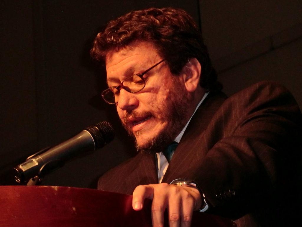 Santiago Gamboa. Credit: Wikimedia Commons