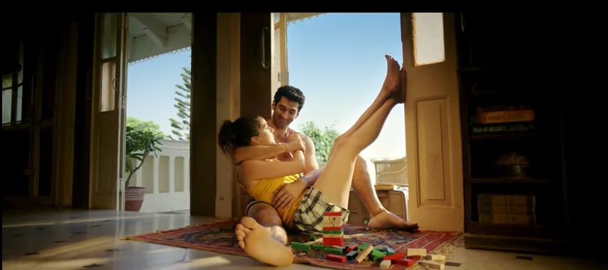 A still from OK Jaanu. Credit: Youtube