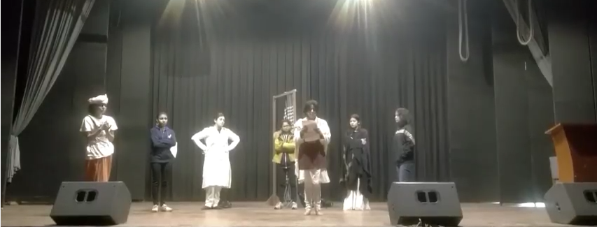 A still from Lakshya performing the play in question. Credit: Youtube screenshot