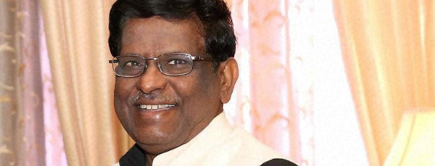 BJP Uses 'Anti-Conversion' Card to Defend Ex-Meghalaya Governor V. Shanmuganathan