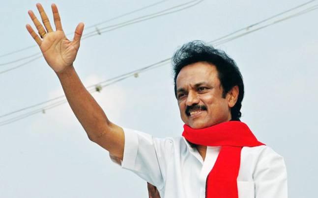 M.K. Stalin Named DMK's Working President