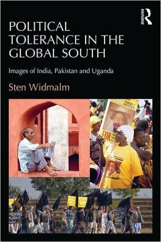 Sten Widmalm <em>Political Intolerance in the Global South</em> Routledge, 2016