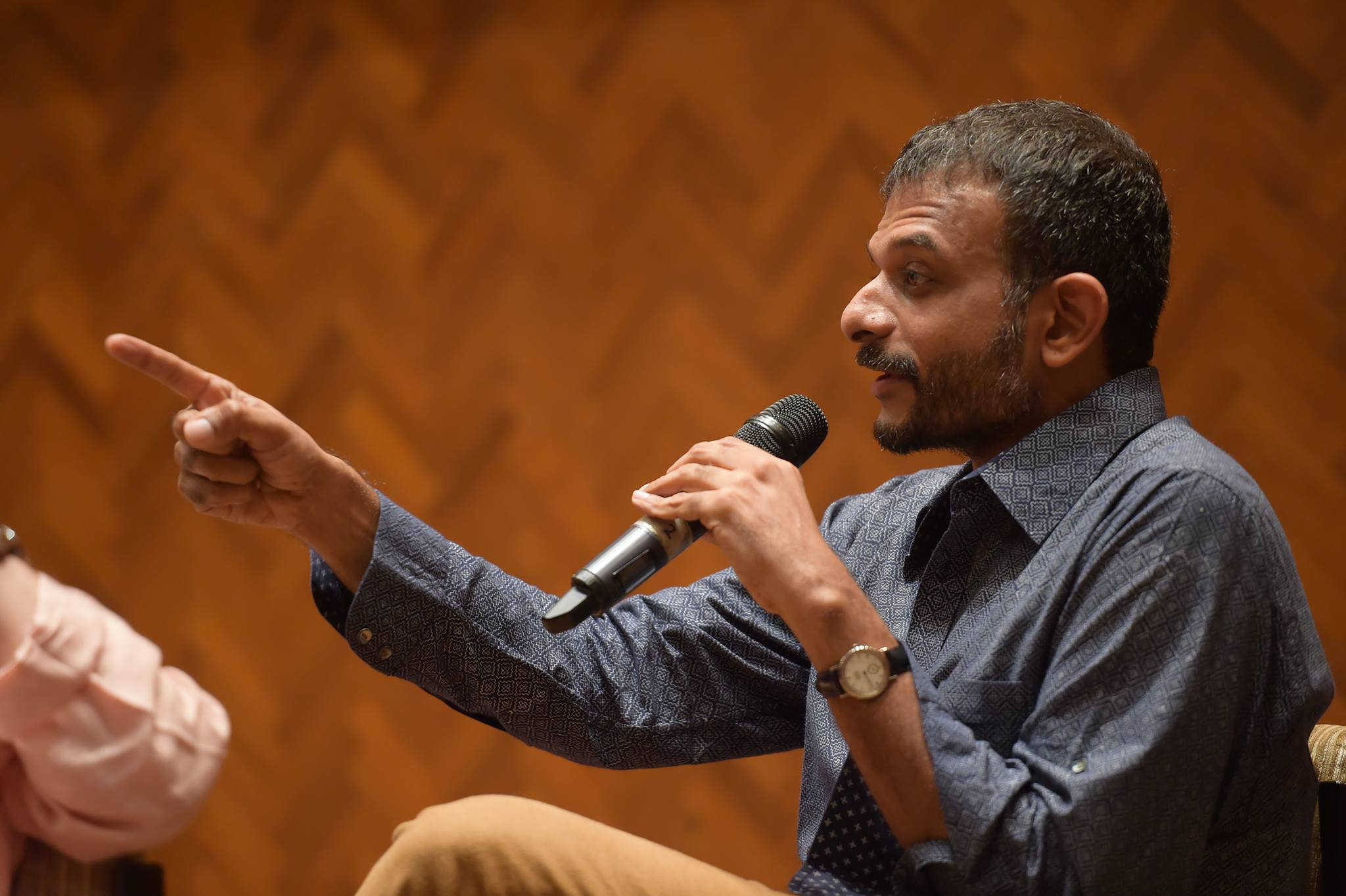 T.M. Krishna has lent his voice to help save Ennore Creek. Credit: Facebook