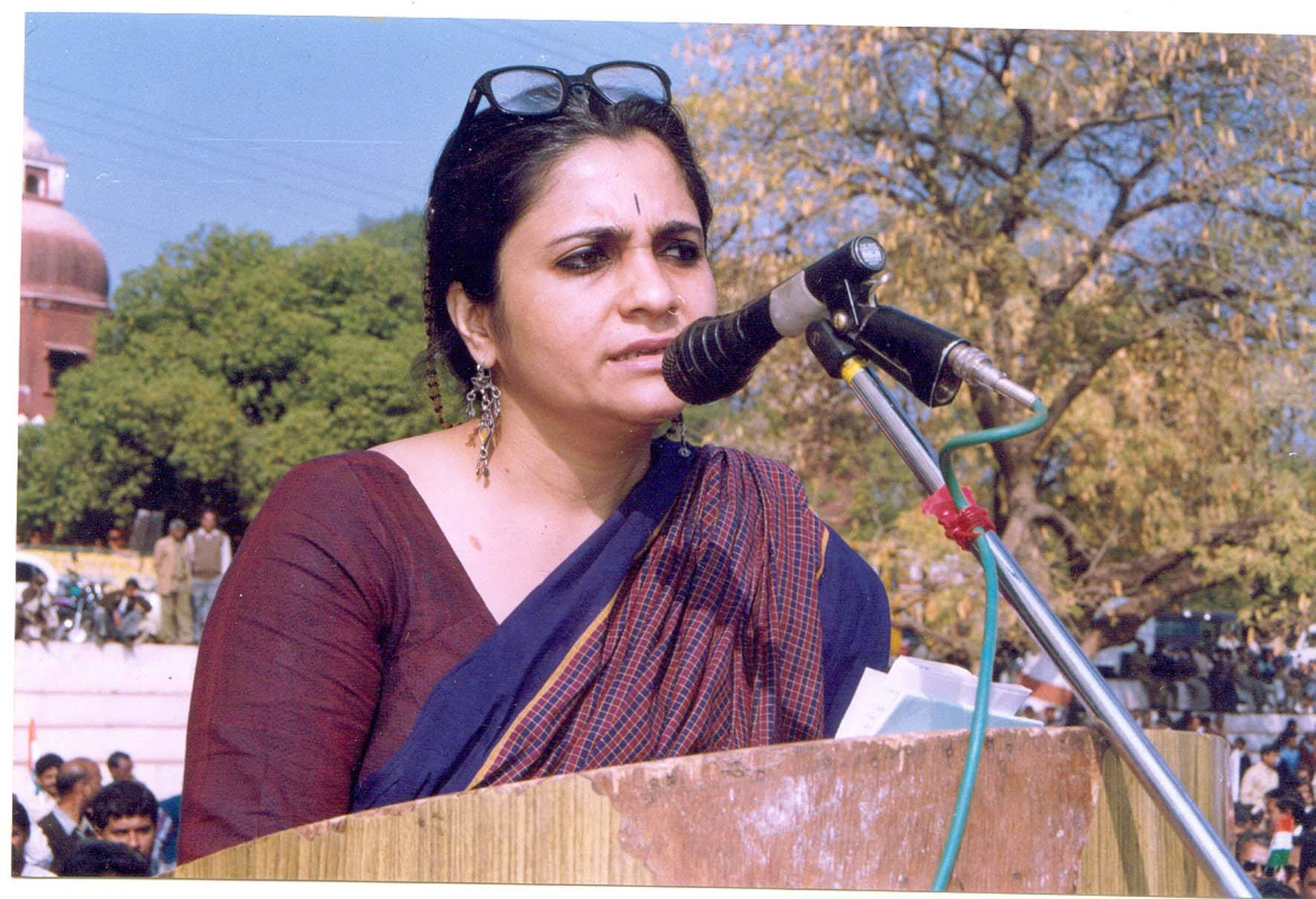 The CBI filed a chargesheet against Teesta Setalvad and her Sabrang Publications on January 3. Credit: Facebook