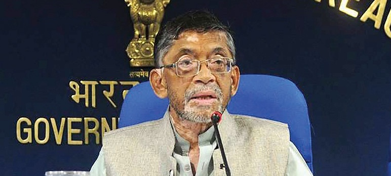 Image result for union minister of india gangwar