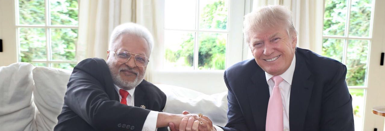 Donald Trump Will Hold Pakistan's Feet to the Fire Says Shalabh Kumar, Indian Face of His Team