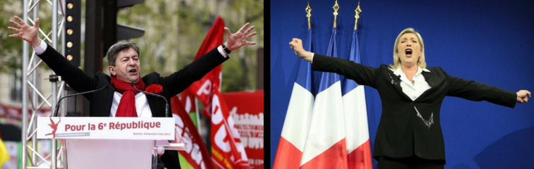 Will Populism Triumph in the French Presidential Elections?