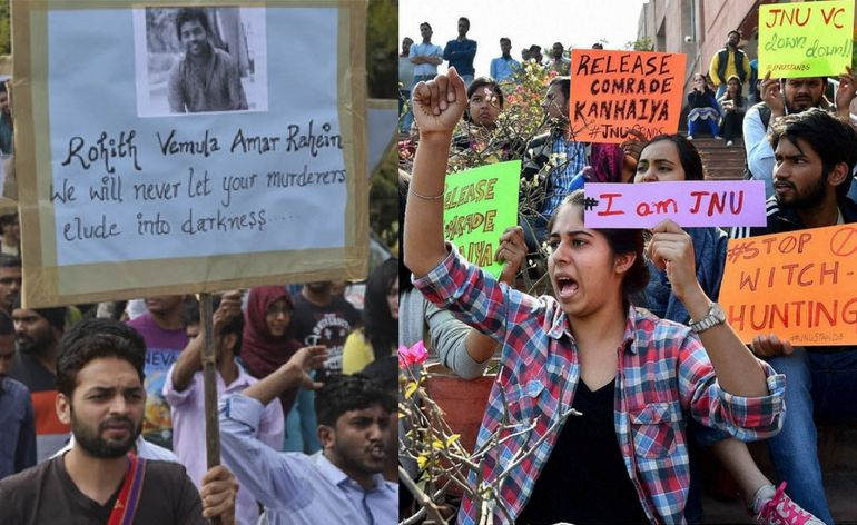 In Rohith Vemula and Kanhaiya Kumar's Writings, an Extraordinary Power to Connect With Ordinary People