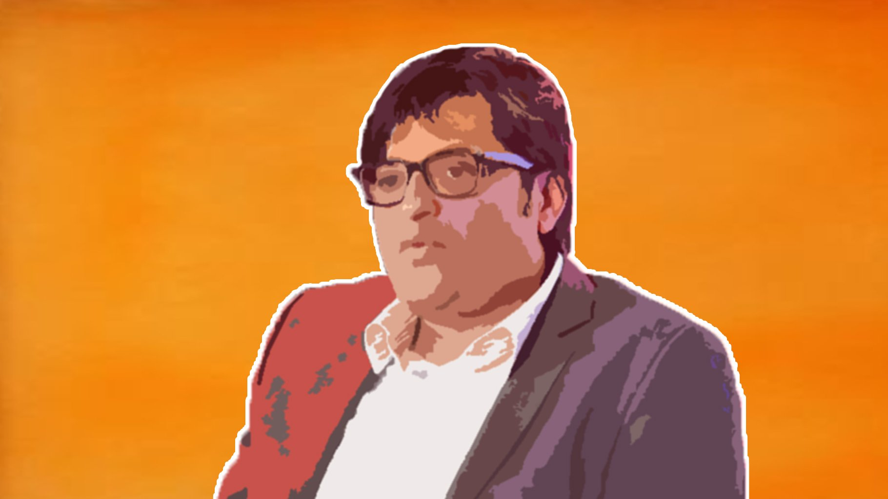Arnab Goswami has changed the name of his upcoming channel. Credit: India Today/Twitter