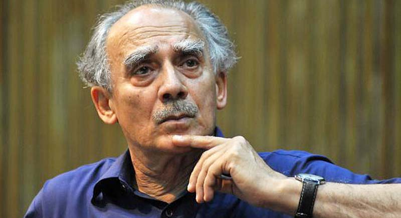 Arun Shourie. Credit: PTI