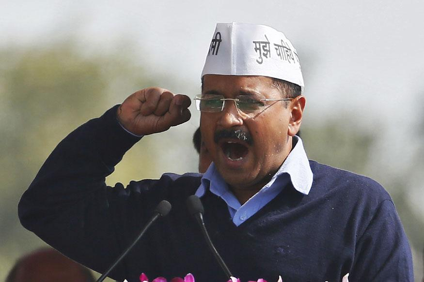 IT Department Sends Rs 30 Crore Tax Notice to AAP