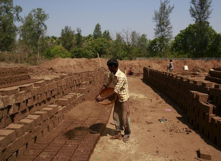 Boned labour is brick kilns are the most common. Credit: Danish Siddiqui/ Reuters/Files