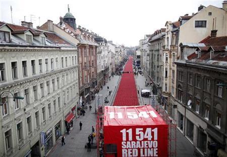 Bosnian Serb Woman Indicted Over Killing 37 Muslims