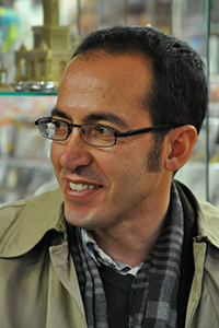 Burhan Sönmez. Credit: Author website