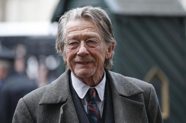 John Hurt, Star of 'Elephant Man', Passes Away at 77
