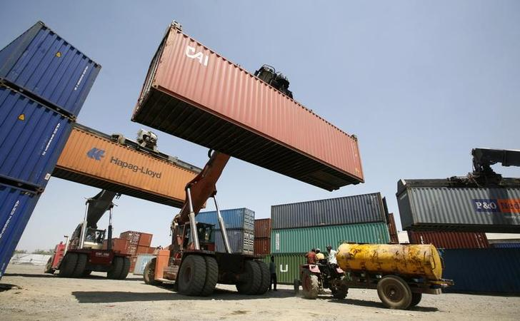 India's Exports Dip 5.4% in October to $24.82 Billion: Government Data