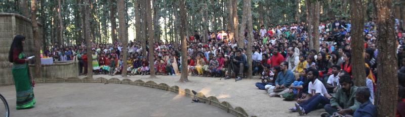 Under the Sal Tree, a Unique Theatre Festival That Unites the Villages of Assam